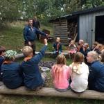 Scouterna berättar vad som behövs för att elda