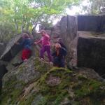 Vi klättrar