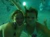 Tjejerna under vattnet