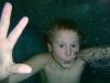 Det är kul att ta kort under vattnet