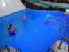 Blått vatten