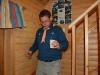 Stefan har druckit kaffe