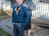 Richard masserar Patrik. Ledarvård på hög nivå