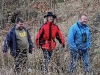 Scoutledare ute på häxjakten