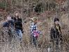 Scouter i snårskogen