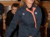 Inger leder scouterna i Moster Ingeborg
