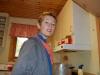 Oscar i köket