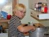 Jonas lagar mat