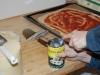 Champijoner måste man ha på pizzan
