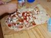 En riktig höjdarpizza