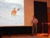 Ola Skinnarmo berättar om kajakpaddling till Svalbard