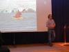 Ola Skinnarmo berättar om när fotografen blev prejjad av en valross