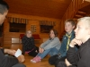 Scouterna diskuterar vad man ska säga när man larmar 112