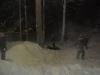 Snöbollskrig är kul under kontrollerade former